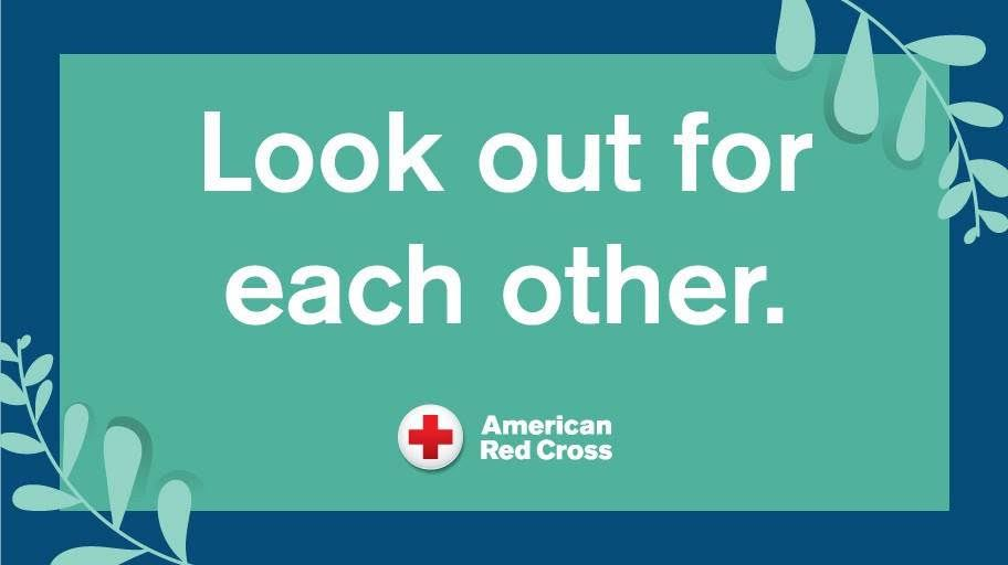 Youth Volunteer From Home Opportunities with American Red Cross
